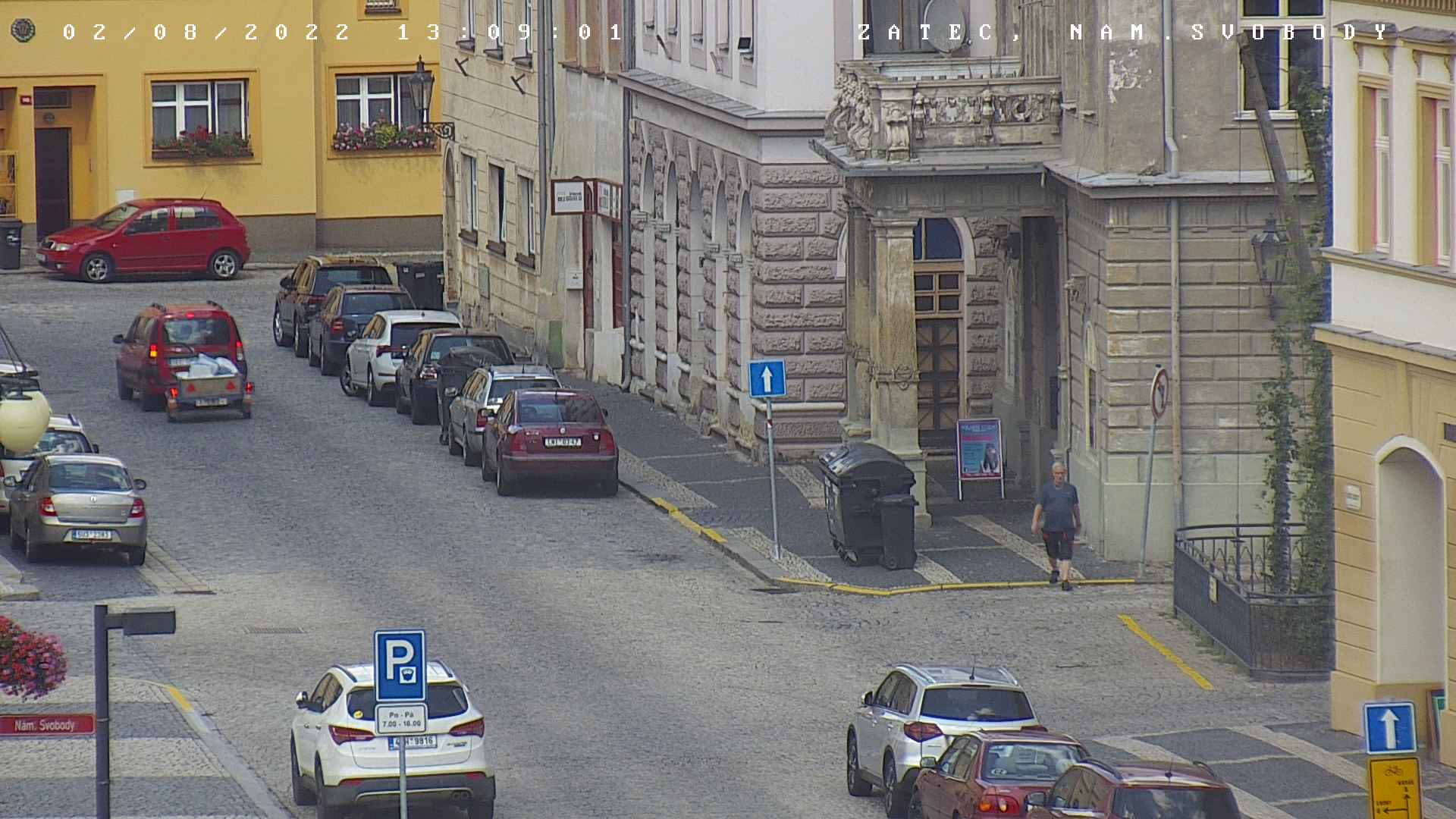 Webcam Žatec